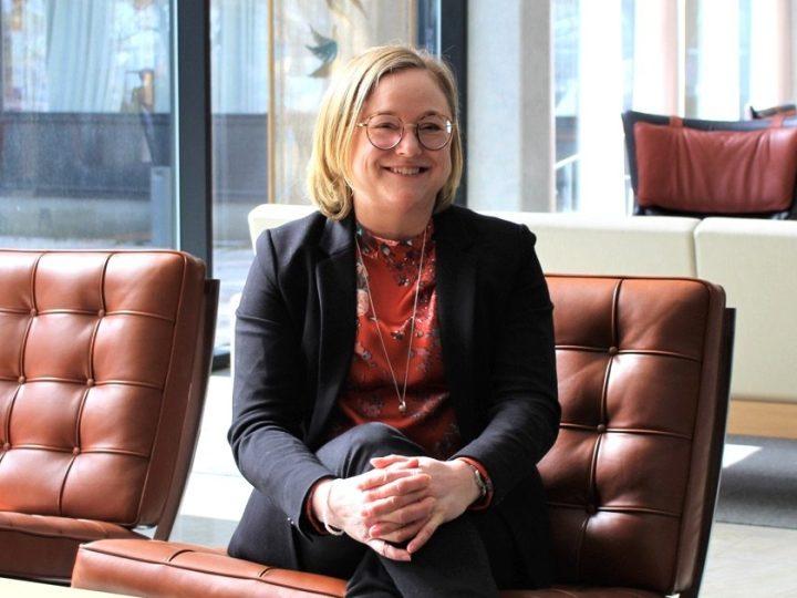 Intervju med Maria Nyberg SCA