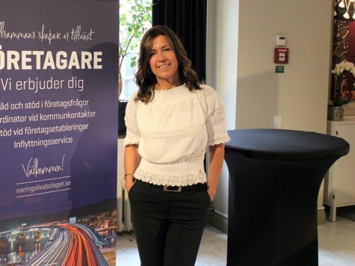 Intervju med Eva Nyh Hederberg
