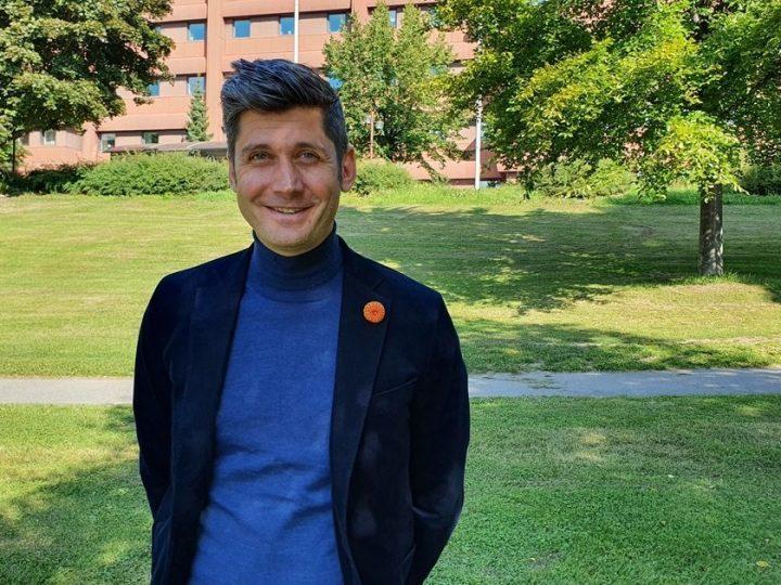 Intervju med Magnus Ydmark